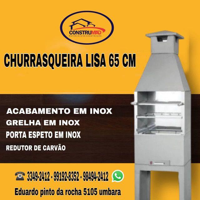 Churrasqueira pre moldada, pre fabricada, concreto, Curitiba e regiao metropolitana - Foto 2