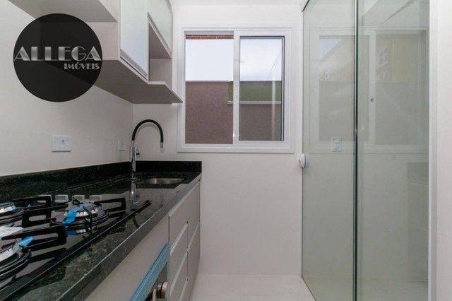 Apartamento com 2 dormitórios à venda, 59 m² por R$ 364.000,00 - Fanny - Curitiba/PR - Foto 18