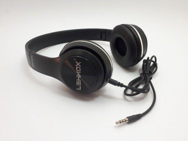 Fone De Ouvido Headphone Para Celular Smartphone P2 Aux Com Fio - Foto 6
