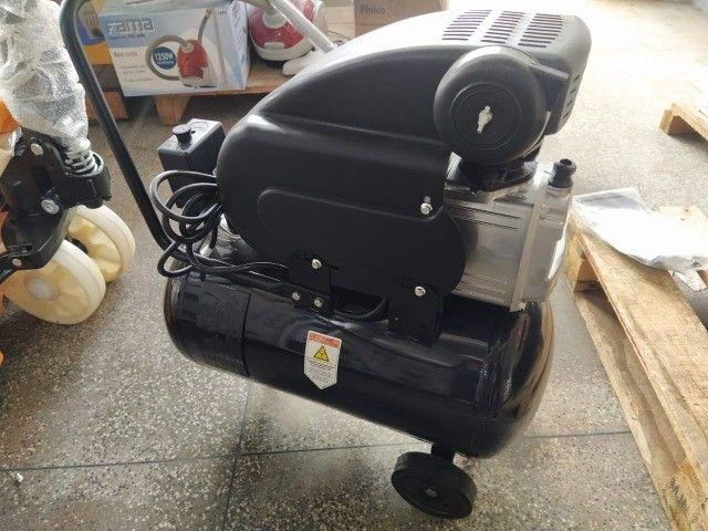 Compressor CSI 8,5 - 25Litros - 120Libras - Foto 4