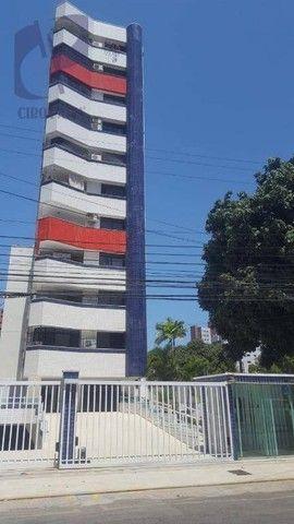 Apartamento com 3 dormitórios à venda, 143 m² por R$ 695.000,00 - Aldeota - Fortaleza/CE