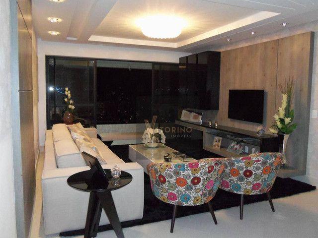Apartamento com 4 dormitórios à venda, 201 m² por R$ 1.300.000,00 - Miramar - João Pessoa/ - Foto 2
