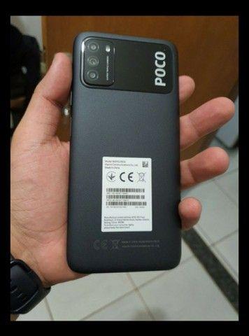 Poco M3 128GB Lacrado em até 12x no cartão  - Foto 4