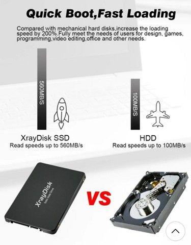 SSD 60GB/ SSD120 GB XRAYDISK - Foto 4