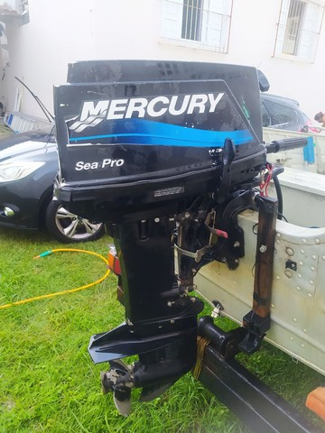 Vendo Mercury 25 - Foto 2