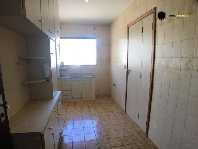Apartamento para alugar, 70 m² por R$ 1.000,00/mês - Centro - Campo Grande/MS - Foto 5