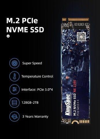 SSD M2 128gb, 256gb, 512gb e 1TB KingSpec NVMe PCIe - Entrego e Aceito Cartões - Foto 5