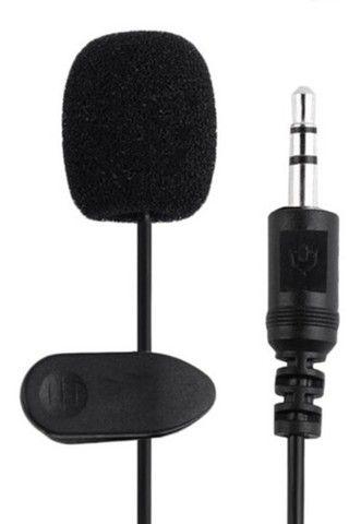 Microfone De Lapela Para Celular - Foto 2