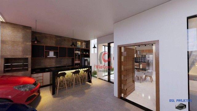 Casa com 3 dormitórios à venda, 254 m² por R$ 980.000,00 - Vale dos Cristais - Macaé/RJ - Foto 8