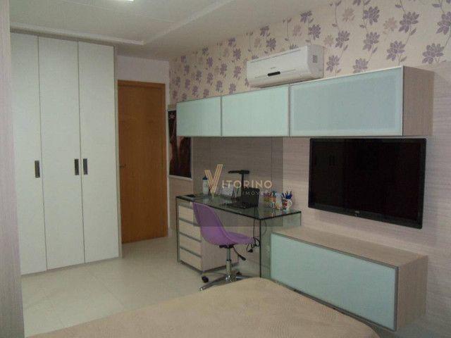 Apartamento com 4 dormitórios à venda, 201 m² por R$ 1.300.000,00 - Miramar - João Pessoa/ - Foto 7