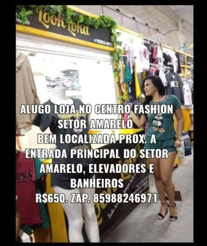 Centro fashion