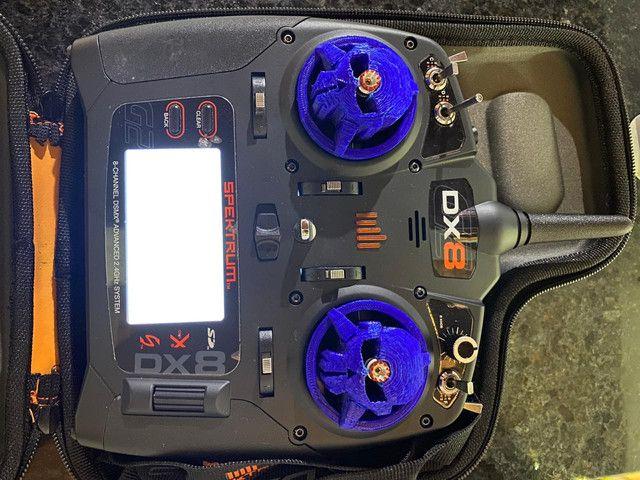 Kit Drone Racing FPV  ou troca  - Foto 6