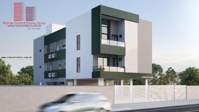 Apartamento para Venda em João Pessoa, Bancários, 2 dormitórios, 1 suíte, 1 banheiro, 1 va - Foto 4