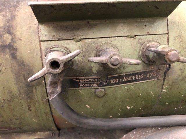 Máquina de solda geradora Bambozzi 400 A - Foto 4