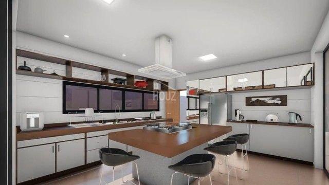 Casa com 4 suítes à venda, 342 m² por R$ 3.650.000 - Jardins Paris - Goiânia/GO - Foto 8