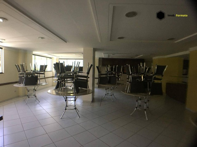 Apartamento para alugar, 70 m² por R$ 1.000,00/mês - Centro - Campo Grande/MS - Foto 15