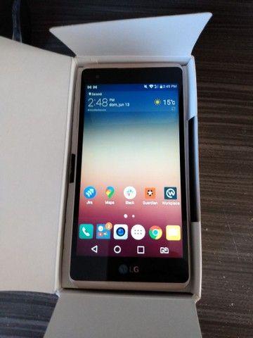 Celular LG k220 com caixa. Ac prop. - Foto 6