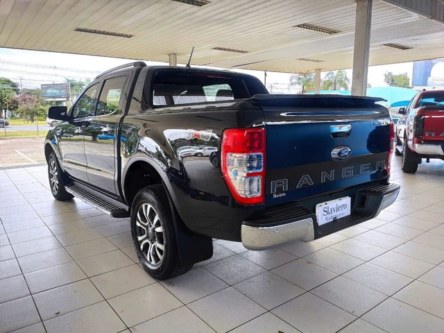 FORD RANGER LIMITED CABINE DUPLA 4A32C - Foto 4