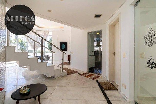 Casa com 5 quartos, 4 suítes, 2 piscinas privativas, à venda, 750 m² por R$ 4.400.000 - Ca - Foto 18