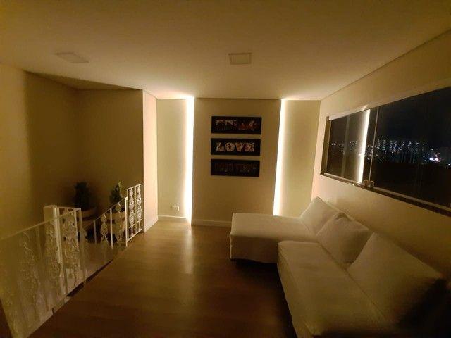 Apartamento cobertura Vila Lusitânia para venda possui 183 metros quadrados com 3 quartos - Foto 8