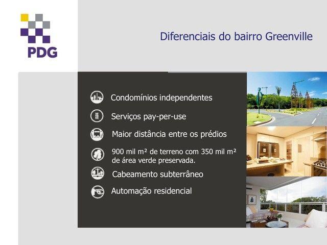 Apartamento a venda com 4 suítes com 180m² em Ludco Greenville - Foto 6