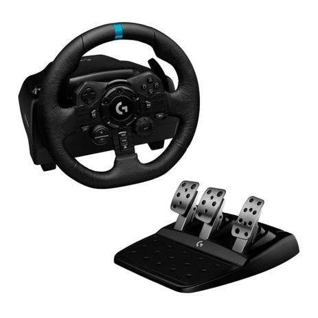 Volante Gamer Logitech G923 - PC / PS4 / PS5 Trueforce - NOVO - Loja Física - Foto 2