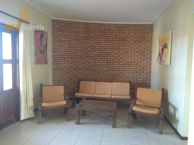 Casa com 5 dormitórios à venda, 380 m² por R$ 950.000,00 - Porto das Dunas - Aquiraz/CE - Foto 5