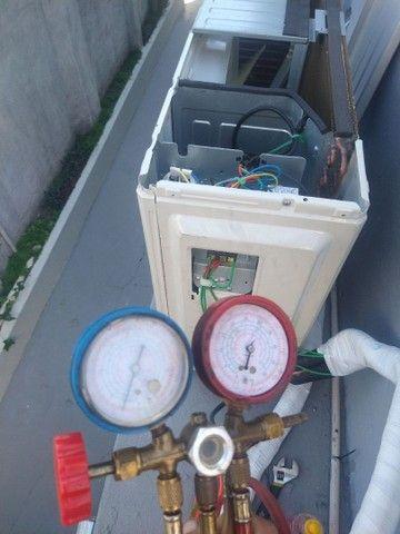Refrigeração residencial só chamar