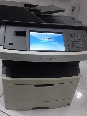 Multifuncional Lexmark x464 com defeito no cooler - Foto 2