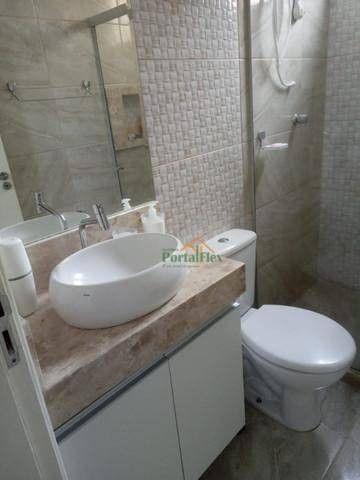 Apartamento com 3 dormitórios à venda, 76 m² por R$ 290.000,00 - Morada de Laranjeiras - S - Foto 7