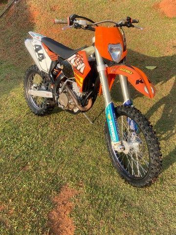 Ktm Exc-f 250 2011  - Foto 2