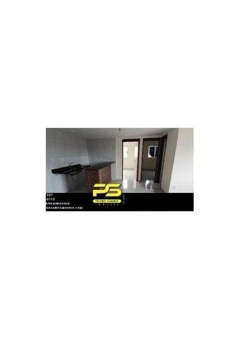 Apartamento com 2 dormitórios à venda, 56 m² por R$ 130.000,00 - Ernesto Geisel - João Pes - Foto 4