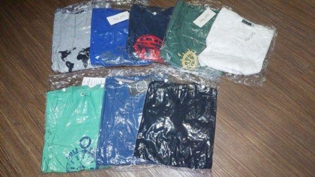 Camisetas Golf Play - Lot 27 peças - Foto 3