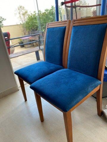 Cadeiras de madeira  - Foto 2