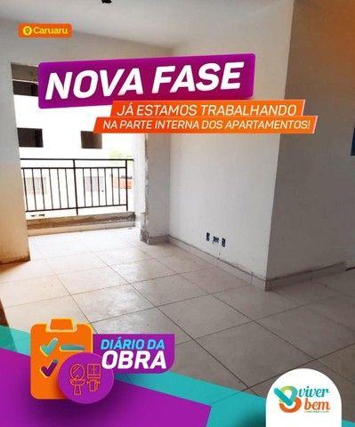 Apartamento no  condomínio clube Viver Bem, o mais completo de Caruaru - Foto 10
