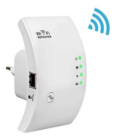 Repetidor de Sinal Amplificador Wireless Wifi