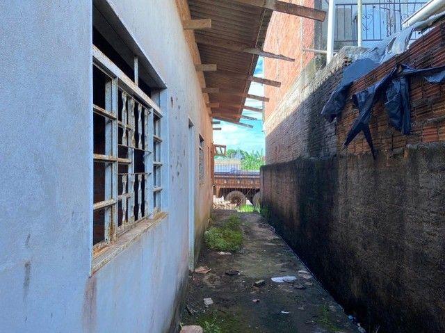 Vende-se dois lotes e edificação no bairro Açaí  - Foto 4