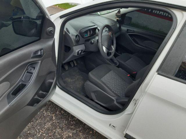 Ford KA SE 4 portas completo Flex com gnv ano 2018 - Foto 11