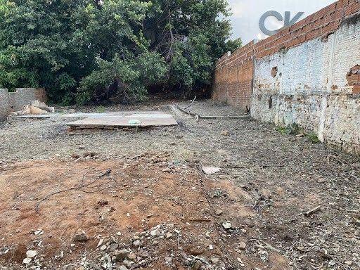 Terreno à venda, 372 m² por R$ 400.000,00 - Jardim Paulista - Presidente Prudente/SP