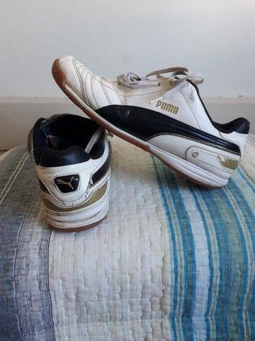chuteira/tênis futsal puma - Foto 2
