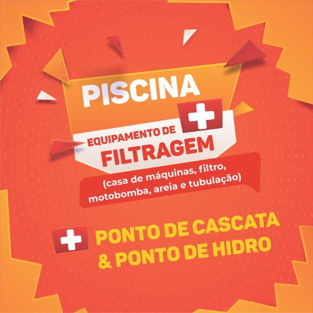 Promoção - Piscina de Fibra - Linha Premium - Foto 3
