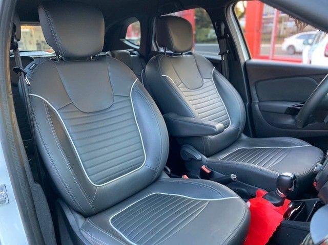 Captur Renault 2020 Intense 1.6 Cambio Cvt muito nova  - Foto 11