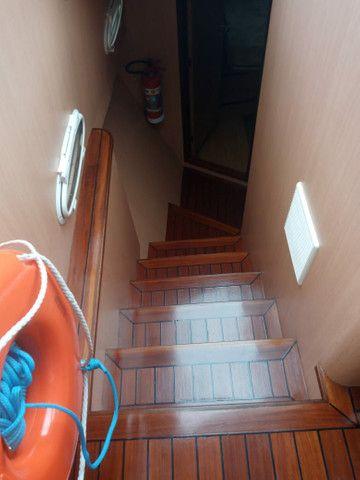 Alugo Lancha cabinada Completa diária e pernoites  - Foto 3