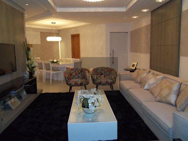Apartamento com 4 dormitórios à venda, 201 m² por R$ 1.300.000,00 - Miramar - João Pessoa/ - Foto 5