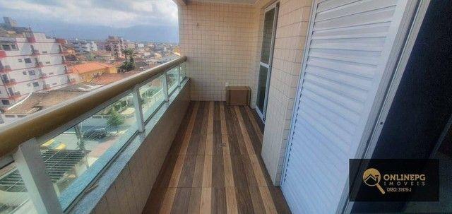 Apartamento com 2 dormitórios à venda, 80 m² por R$ 420.000,00 - Vila Tupi - Praia Grande/ - Foto 19