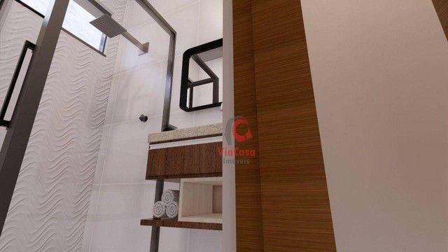 Casa com 3 dormitórios à venda, 254 m² por R$ 980.000,00 - Vale dos Cristais - Macaé/RJ - Foto 17