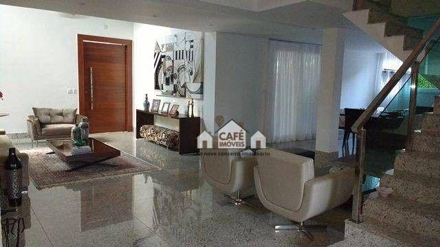 Casa com 4 dormitórios à venda, 540 m² por R$ 2.500.000,00 - Condomínio Bougainville - Lag - Foto 3