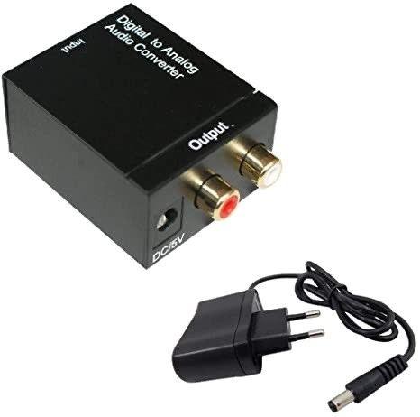 Adptador de áudio digital