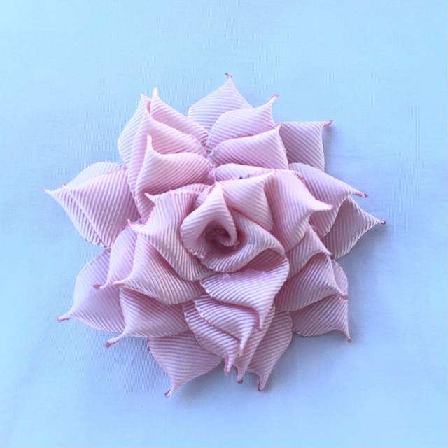 Rosas de cabelo, laços, tiara, infantil - Foto 6