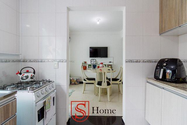 Sobrado triplex 3 quartos e 2 vagas para aluguel no Boqueirão em Curitiba - Foto 12